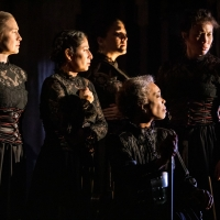 BWW Review: Gorgeous and Grim BERNARDA ALBA at Theater Latte Da Photo