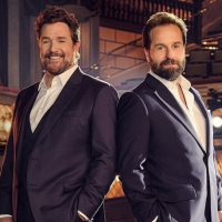 Michael Ball & Alfie Boe 'Back Together' Comes to Cinemas For One Weekend Only Photo