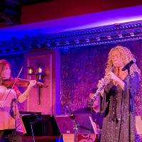BWW Review: RACHEL HANDMAN AND KEVE WILSON: BROADWAY MUSICIANS PLAY MUSIC FROM AROUND Photo