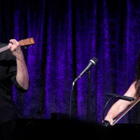 BWW Review: Cady Huffman & Mary Ann McSweeney IT WAS A VERY GOOD YEAR at Birdland The Photo