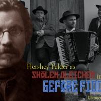 Laguna Playhouse Presents Hershey Felder's BEFORE FIDDLER - LIVE FROM FLORENCE Photo
