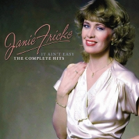 Real Gone Music Releases Janie Fricke's IT AIN'T EASY: THE COMPLETE HITS on CD