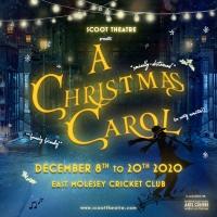 Scoot Theatre Announces A CHRISTMAS CAROL Photo