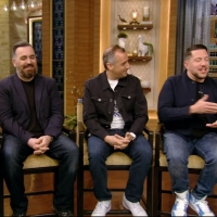 VIDEO: The Impractical Jokers Talk About Their Old Jobs on LIVE WITH KELLY AND RYAN