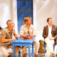 VIDEO: The Dads of MAMMA MIA! Announce Olivier Award Tickets Are Now on Sale With Mastercard