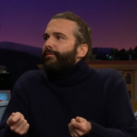 VIDEO: Jonathan Van Ness Talks About Living HIV Positive on THE LATE LATE SHOW WITH JAMES CORDEN