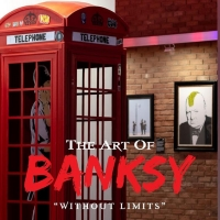 Underground Atlanta Selected For North American Debut Of THE ART OF BANKSY: WITHOUT L Photo