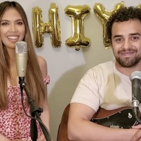 Living Room Concerts: Christine Allado and Luke Brady Perform PRINCE OF EGYPT, HAMILTON & More!