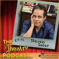 Listen to Steven Sater on The Theatre Podcast With Alan Seales