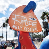 The Killers, The 1975 to Headline Riptide Music Festival in Fort Lauderdale Photo