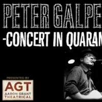Aaron Grant Theatrical Will Present PETER GALPERIN - CONCERT IN QUARANTINE Photo