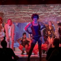 BWW Review: THE ROCKY HORROR SHOW at The Desert Rose Playhouse is Campy, Bloody Fun. Photo