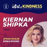 LISTEN: Kiernan Shipka Talks New Podcast Movie TREAT on THE ART OF KINDNESS Podcast Photo