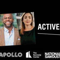 The Apollo Theater, Kennedy Center, and National Sawdust Launch Podcast ACTIVE HOPE Photo