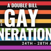 White Bear Theatre Will Present a GAY GENERATIONS Double Bill and Gala Night With Pet Photo