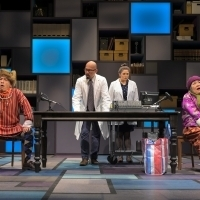 BWW Review: THE LANGUAGE ARCHIVE at Lucie Stern Theatre - A Stunning Production Of Ju Photo