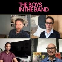 VIDEO: Watch Jim Parsons, Michael Benjamin Washington & Brian Hutchison Reassemble to Photo