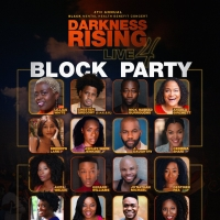 Lillias White, Nick Rashad Burroughs and More to Perform at Darkness RISING's Black M Photo