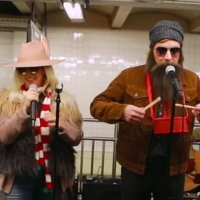 VIDEO: Alanis Morissette and Jimmy Fallon Perform in Disguise in NYC Subway Video