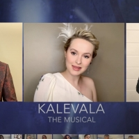 VIDEO: Quentin Garzon, Madison Claire Parks and Natalie Toro Sing 'Tuonela, Swan of Beauty Photo