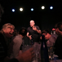 Comic Brad Zimmerman Performs In A Benefit For Cortland Repertory Theatre Downtown Photo