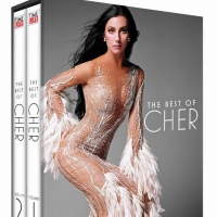 THE BEST OF CHER DVD Collection to be Released in September Photo