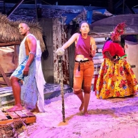 BWW Review: Theater West End Goes All Out for ONCE ON THIS ISLAND with an In-House Beach and Crazy-Talented Cast