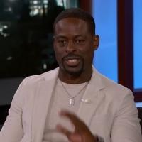 VIDEO: Watch Sterling K. Brown Talk FROZEN 2 on JIMMY KIMMEL LIVE!