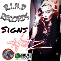 Hellz Announces Record Deal with R.I.N.D Records