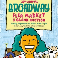 Stars of HADESTOWN, BEETLEJUICE and More Announced for Broadway Flea Market Photo Booth and Autograph Table