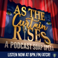 Ramin Karimloo and Bonnie Milligan Join AS THE CURTAIN RISES Podcast Photo