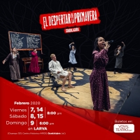 BWW Review: EL DESPERTAR DE LA PRIMAVERA at Larva