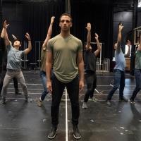 Ari'el Stachel Departs Cast of THE VISITOR at the Public Theater Photo