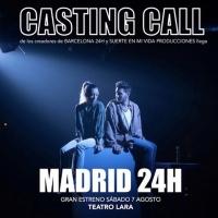 CASTING CALL: Audiciones para MADRID 24h Photo