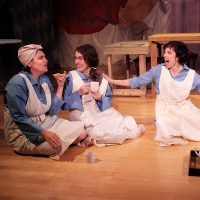 BWW Review: ECLIPSED Uses Recent History to Warn About the Dangers of Blind Obedience, at Corrib Theatre