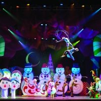 CIRQUE DREAMS HOLIDAZE to Embark on 58 City Tour