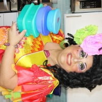 Tupperware Drag Queen, Kay Sedia Encourages Folks To Support Online DRAG Performers Photo