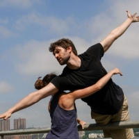 Kinesis Project Dance Theatre Presents BREATHING WITH STRANGERS as Part of Art Omi's  Photo