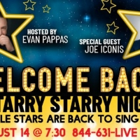 Return to Live Theatre with A Starry, Starry Night At The Argyle Theatre Photo