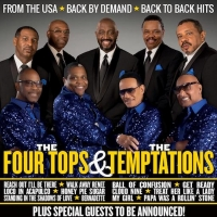 Four Tops and Temptations Announce Tour for November 2020 Photo