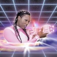Lesibu Grand Shares Politically Charged Single 'Hot Glue Gun' Photo