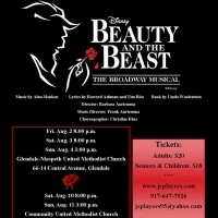 Disney's BEAUTY AND THE BEAST Comes To Queens!