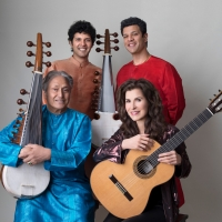 Sharon Isbin and Amjad Ali Khan Will Perform Strings For Peace Live at Caramoor in July Photo
