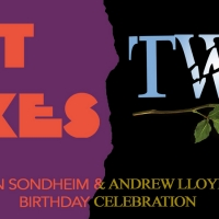 The Backyard Bandshell To Stream IT TAKES TWO: A STEPHEN SONDHEIM & ANDREW LLOYD WEBB Photo