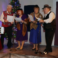 FOLSOM OLDE TYME RADIO HOLIDAY SPECIAL Comes to Sutter Street Theatre Photo