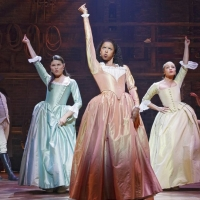 Spotlight on HAMILTON: Catching Up with The Schuyler Sisters Photo