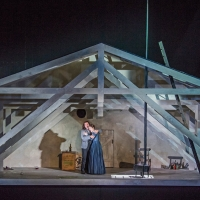 BWW Review: LA BOHEME, The Luna Drive-in Cinema Photo
