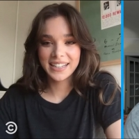 VIDEO: Hailee Steinfeld Reads Iconic Movie Lines with a Mouthful of Ice Photo