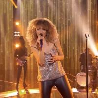 STAGE TUBE: Kery Sankoh canta 'Simply The Best' de TINA EL MUSICAL en TOP STAR Photo