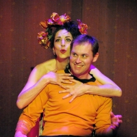 Hotsy Totsy Burlesque's Return Tribute To STAR TREK to be Presented at The Slipper Ro Photo